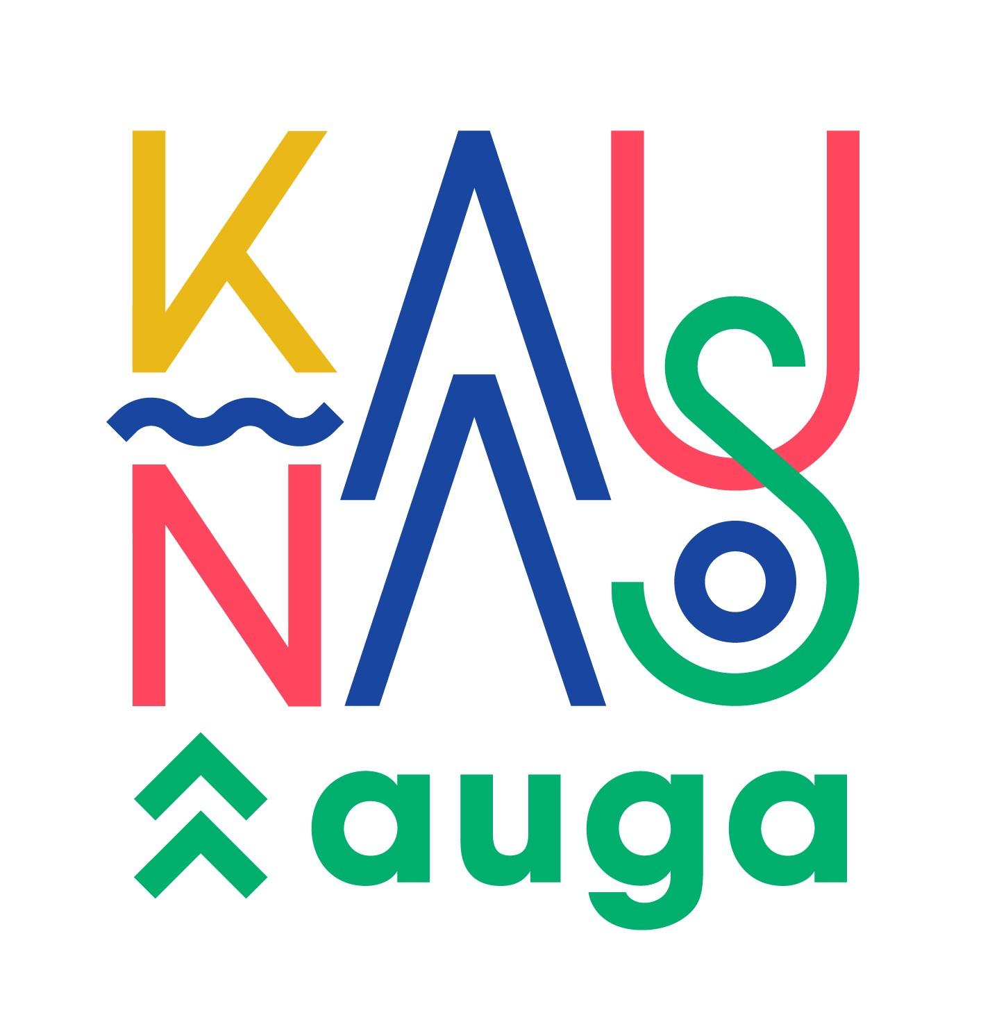 Kauno miesto logotipas - nuoroda